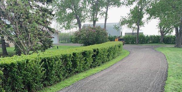 Razphalt Recycled Asphalt driveway