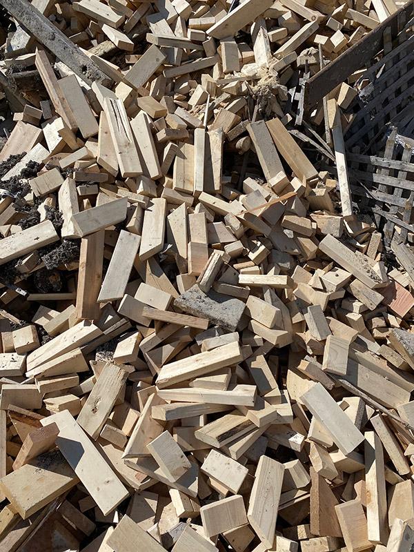 Calgary Mixed Wood Recycling